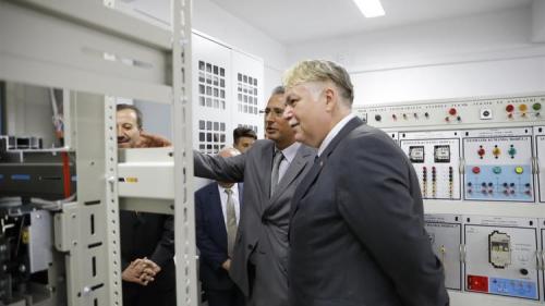 Asansör Akademisi Açıldı