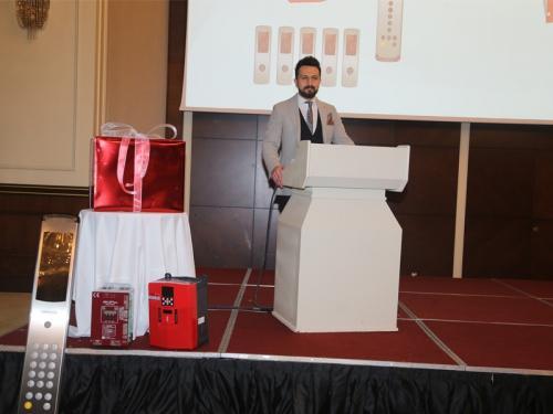 Türkiye'de İLK VE TEKSTO Sertifikalı Tümleşik Asansör Kumanda Sistemi AE-MAESTRO