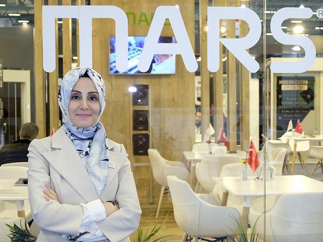 MARS Elevator, Asansör İstanbul Fuarı'ndaki yerini aldı