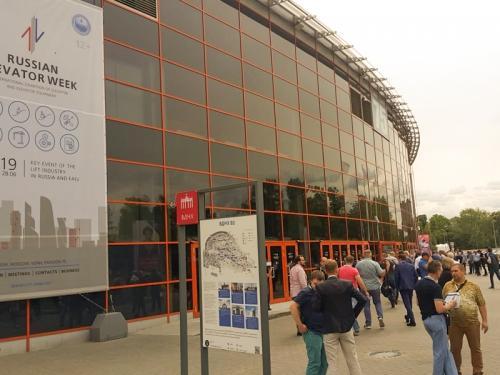 Rusya Asansör Fuarı 2019 Tamamlandı